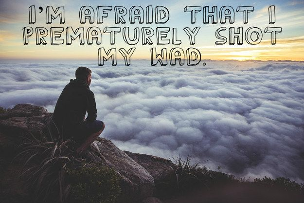 Community Post: If Tobias Fünke Quotes Were Motivational Posters