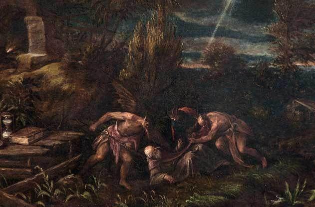 Jacopo Bassano: il ritorno della predella di Civezzano