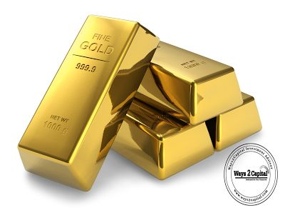 Gold futures were trading higher during the afternoon trade in the domestic market on Friday as investors