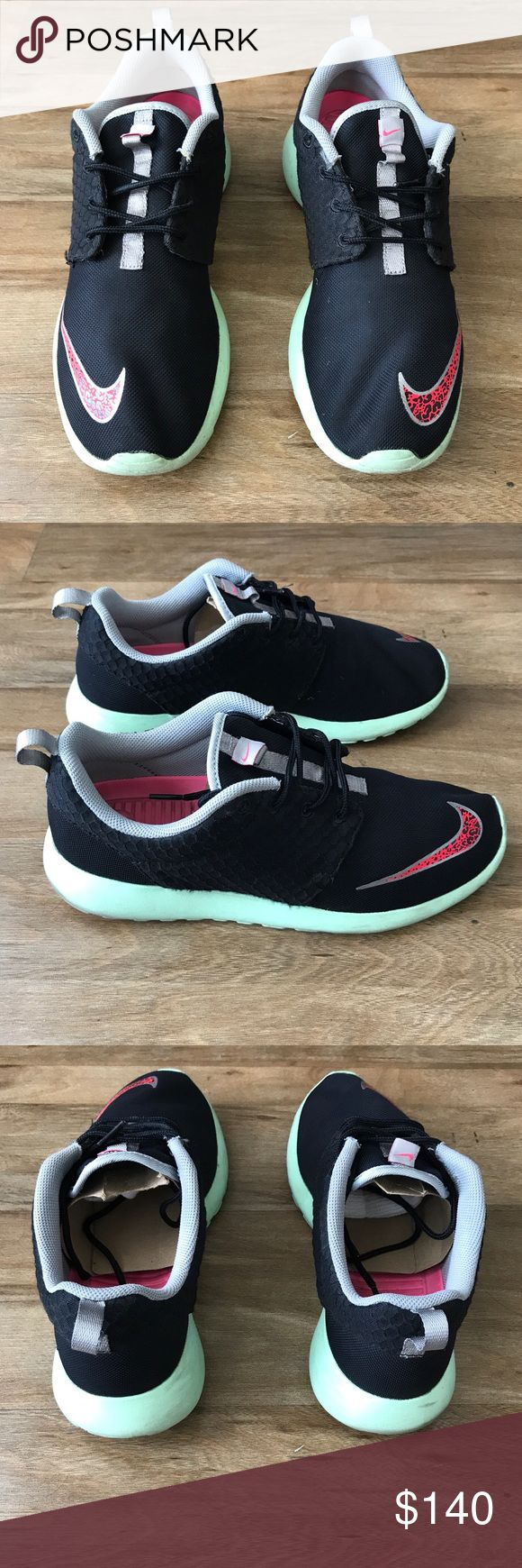 Nike Yeezy Roshe Run In GREAT CONDITION, just need a quick clean. You'll love these. They look great with every outfit. Nike Shoes Sneakers