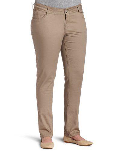 piniful.com plus size khaki pants (06) #curvyplus