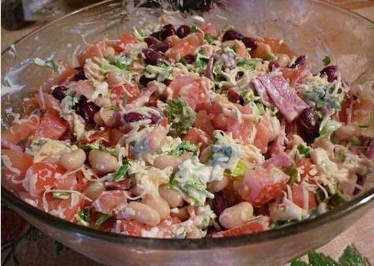 Salad «Obzhorka»