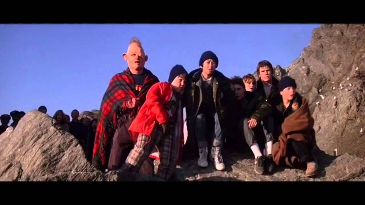 film analysis the goonies The location of which the opening sequence is being filmed in streets shows how ordinary the location is and makes us contradict it being an action adventure film.