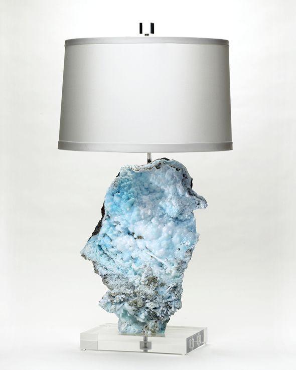 Stuck Between A Rock U0026 A Hard Lamp   Brenda Houston Mineral Lamps