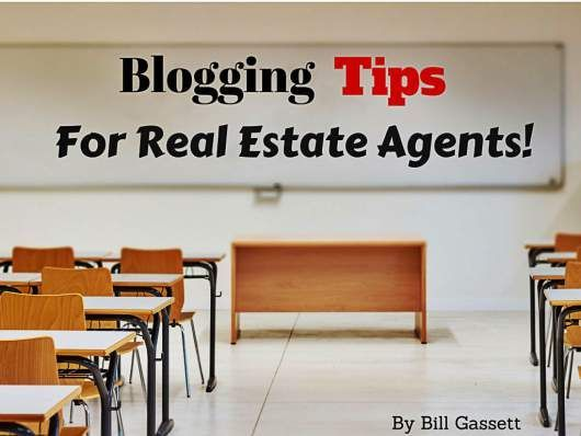 Sure, blogging's not sexy among most real estate agents... but you can create instant connections, introduce your brand, and be a thought leader, all in one place! #realestateblog