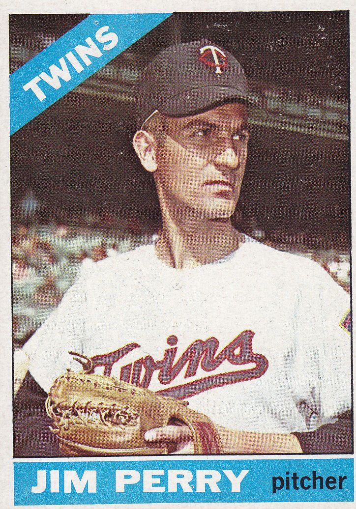 Jim Perry won 215 lifetime games.  He and his brother Gaylord combined for 529.  Joe and Phil Niekro combined for 539 wins.  He once had the knock that he was too nice to be a great pitcher.  I don't know if he ever threw the spitter like his brother or even if that would be considered not being nice.  He won the AL Cy Young Award in 1970.