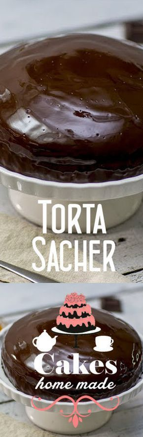 TORTA SACHER INTENSA