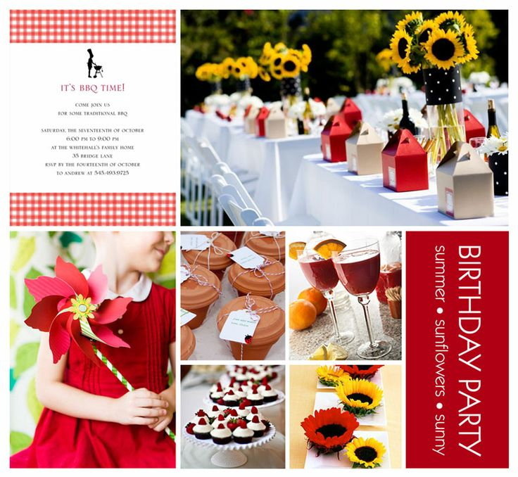 15 best Sunflower Theme Birthday Party images on Pinterest ...