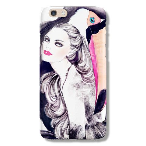 Birds of Peculiar iPhone 6 case from The Dairy www.thedairy.com #TheDairy #PhoneCase #iPhone6 #iPhone6case