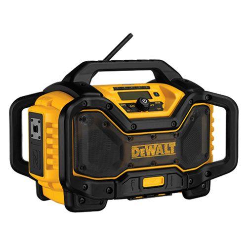 DeWalt DCR025 20V/60V MAX* FLEXVOLT™ Bluetooth Charger Radio - 12V/20