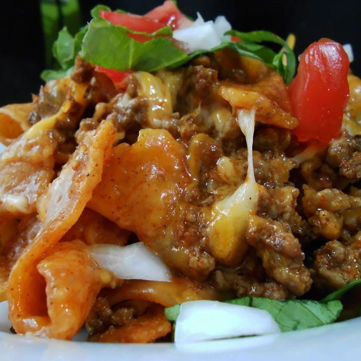 Frito Enchilada Pie Recipe | Just A Pinch Recipes