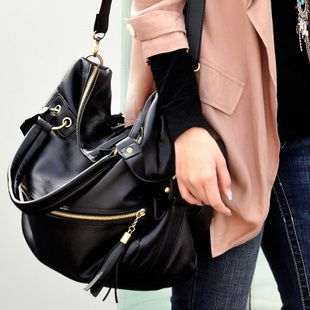 New Fashion Korean Women S Tel Shoulder Bag Large Capacity Handbag Black From Newdress Enjoy Ping And Fast Delivery Now