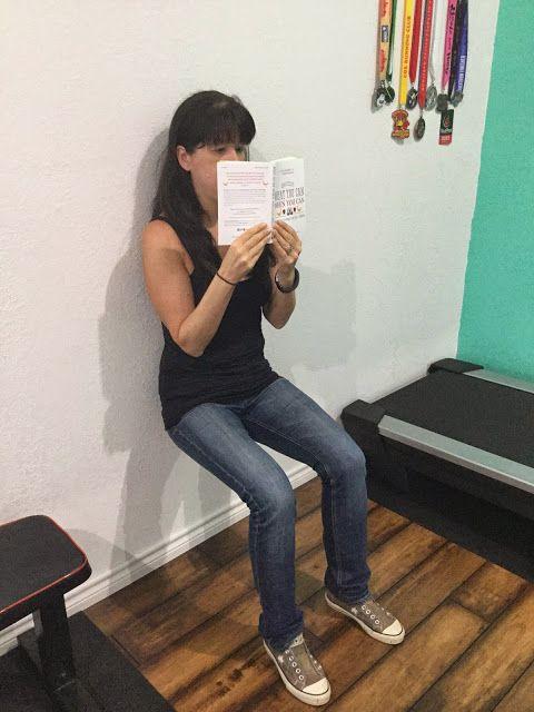 Lea reading #wycwyc -- SHE GETS IT!!