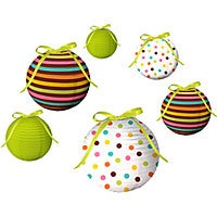 Party City has great baby shower decorations and ideas for diy.