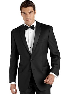 Calvin Klein Black Tuxedo  This is what I wore to the Minot Symphony opening night.  I added this to my wardrobe so I wouldn't have to bother with renting one in the future.