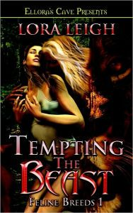 Tempting the Beast (Breeds Series #1) by Lora Leigh ...
