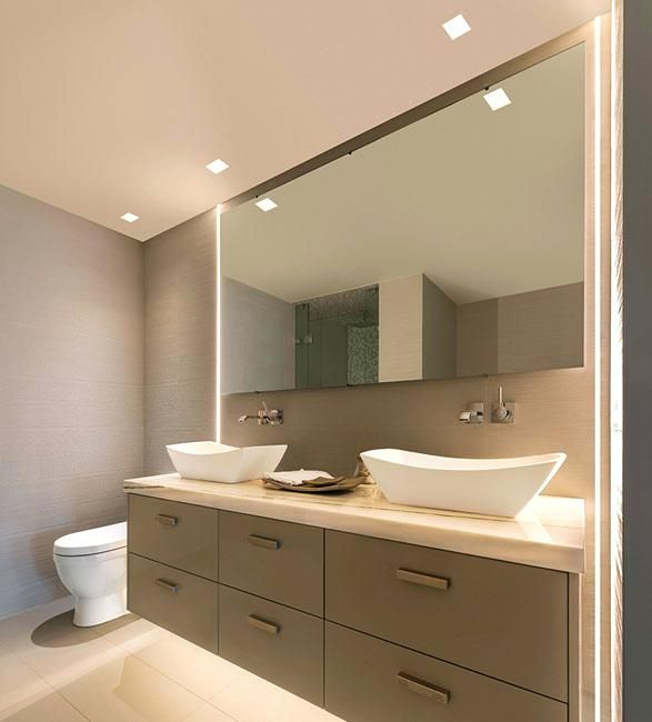 Image Result For Cool Lights For Bathroom Bathroom Recessed