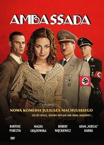 Ambassada (DVD) -