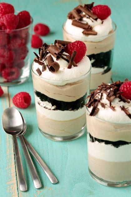 A Dessert to Share - Tiramisu Trifles