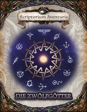 Scriptorium Aventuris Goetter Illus fuer eure Werke