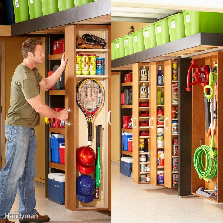 2036 best storage ideas images on pinterest live my on garage organization ideas that will save you space keeping things simple id=58446