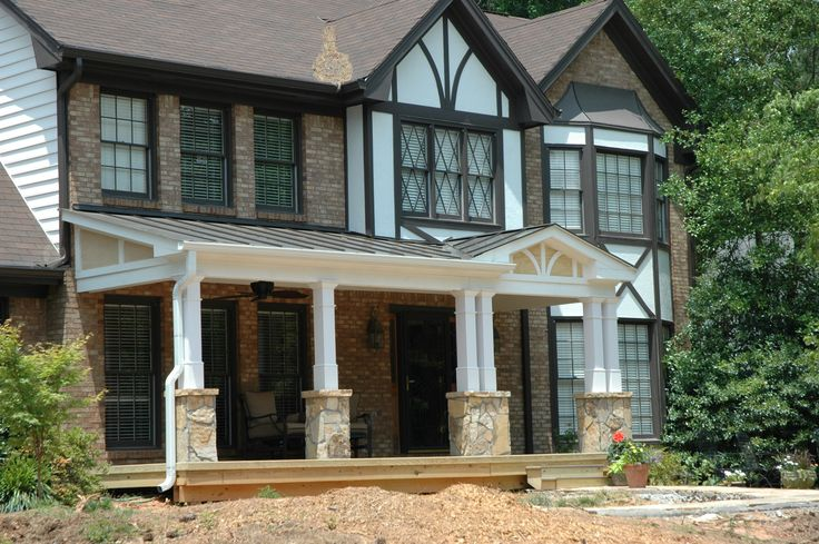 31 Best Images About Front Porch Additions On Pinterest