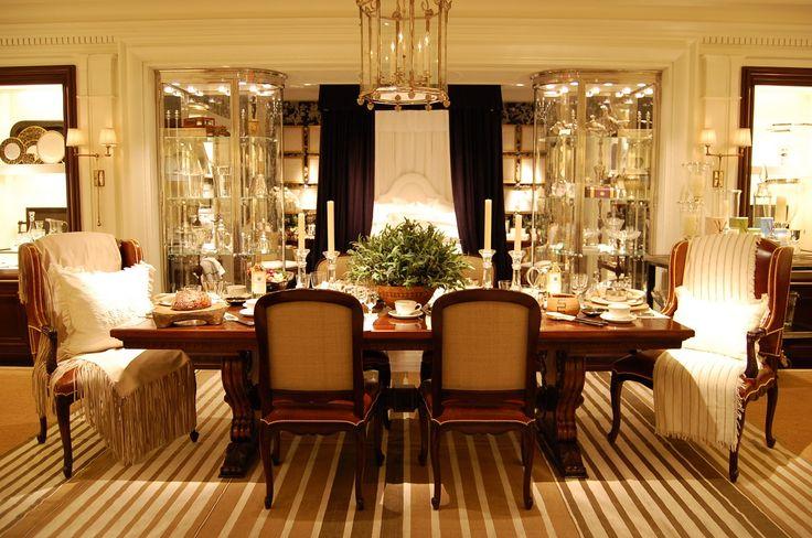 Best 25 ralph lauren store ideas on pinterest ralph for Ralph lauren dining room ideas