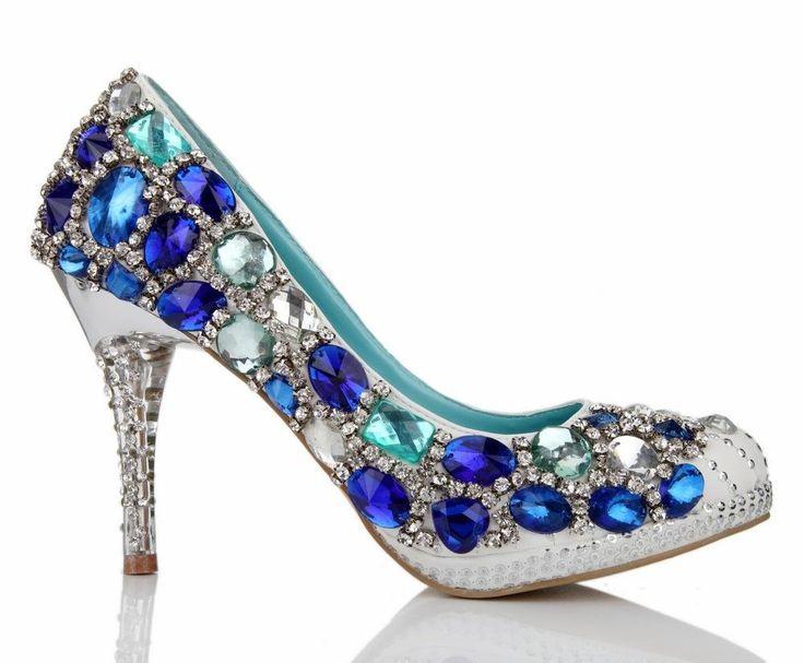 Royal Blue Wedding Heels: 17 Best Ideas About Royal Blue Wedding Shoes On Pinterest