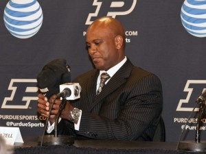 Darrell Hazell -New Head Coach! Boiler Up Hammer Down