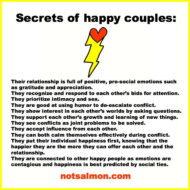 buzzfeed 9 secrets of happy couples relationship