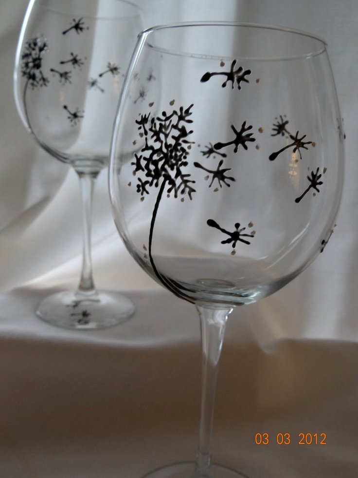 I Wish Wine Glasses