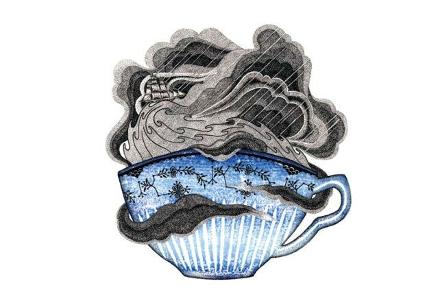 Tom Berry: Storm in a Teacup