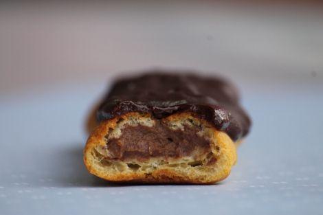 Éclairs au Chocolat - My favourite desert!