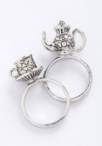 Crumpet Course Ring Set, @ModCloth