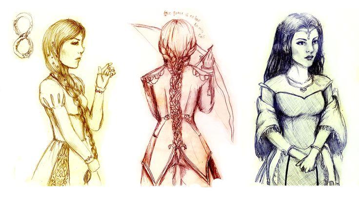Women Of The Light By Opperator Porcelinadeviantart