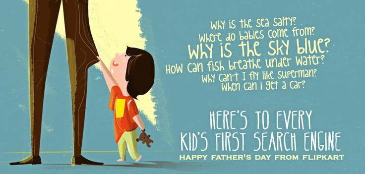 To father's across the world