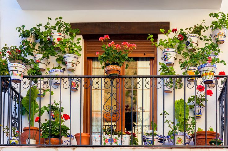 Second Story Balcony Additions | Small balcony garden ...