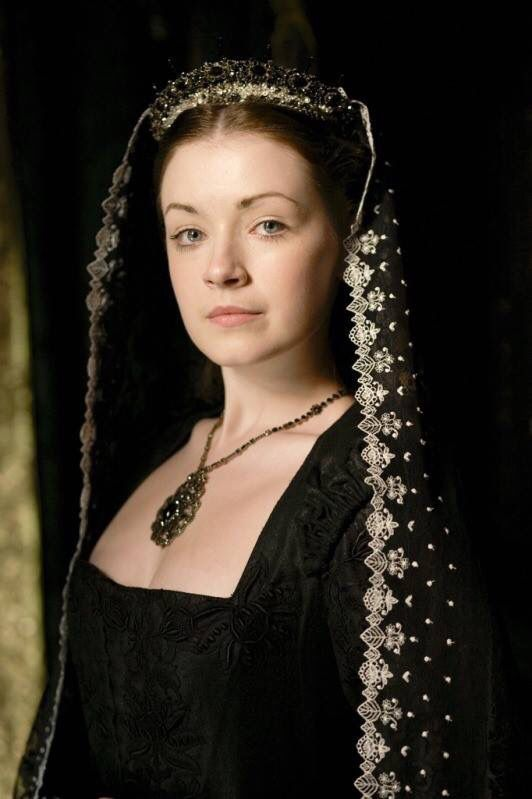 Sarah Bolger as Mary Tudor in The Tudors