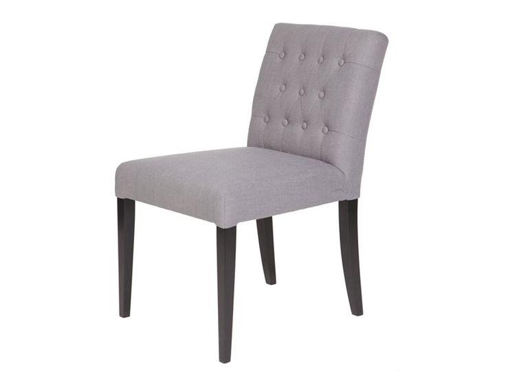 Krzesło tapicerowane Liz