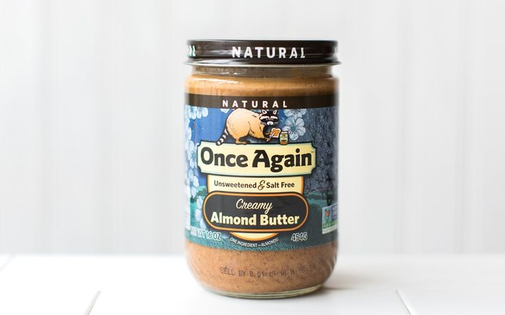 Once Again Nut Butter Natural Creamy Almond Butter