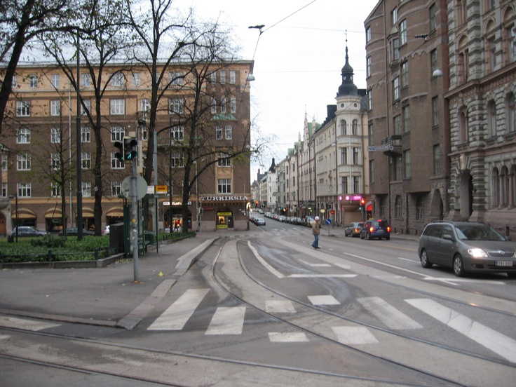 Autumn in Helsinki, 2010 / Finland was one of the best trip I ever took! miss it!!!
