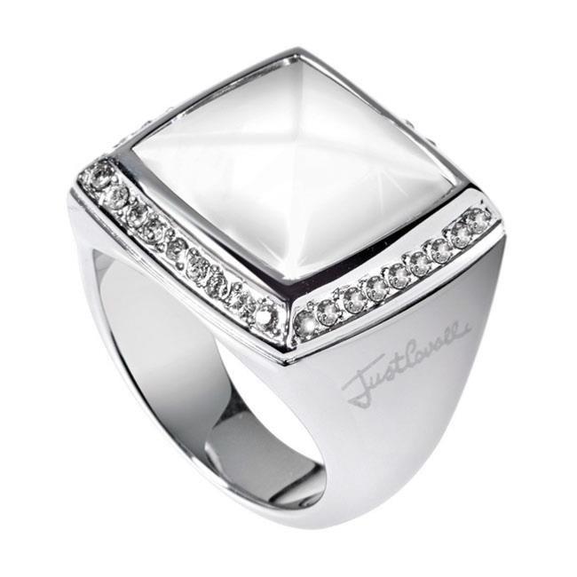 Las #joyas Just Cavalli tienen personalidad propia y diseños originales y llamativos. Son joyas para estar a la moda, ¿qué te parece este #anillo para regalar en el #DíaDeLaMadre? Disponible en http://www.todo-relojes.com/detalle_complemento.asp?codigo=10175 por 89€ #joyasJustCavalli #joyasmodernas #todorelojes