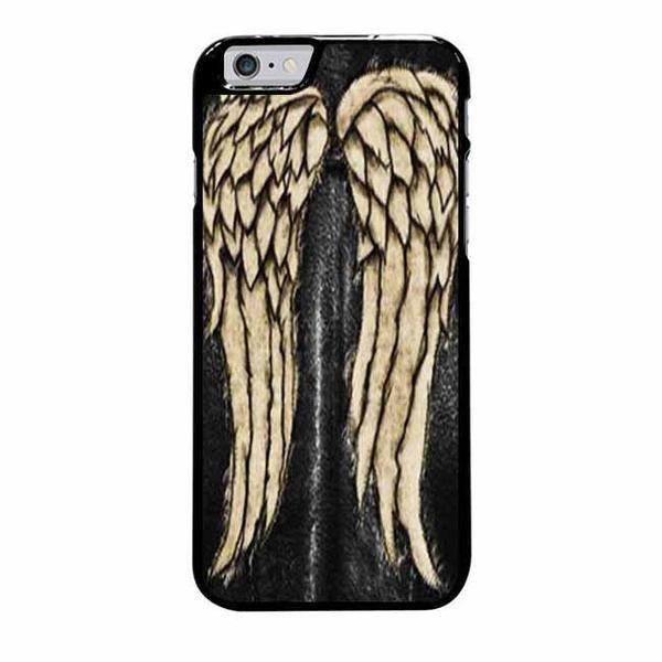 the walking dead daryl dixon wing iphone 6 plus 6s cases 4 4s 5 5s 5c plus