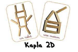 Kapla: Heel veel bouwvoorbeelden van Kapla