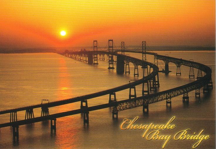 Chesapeak bay bridge home spaces pinterest its