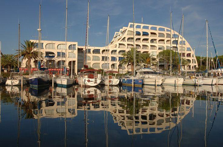 Port Camargue au Grau du Roi