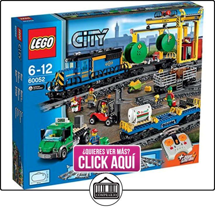 LEGO City - Tren de carga - 60052  ✿ Lego - el surtido más amplio ✿ ▬► Ver oferta: https://comprar.io/goto/B00NIRUPKM