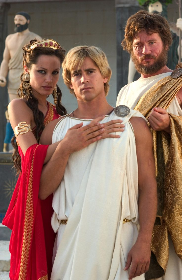 11 best Alexander (The Great) ~ Colin Farrell images on ...