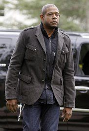 Forest Whitaker, in Criminal Minds: Suspect Behavior.