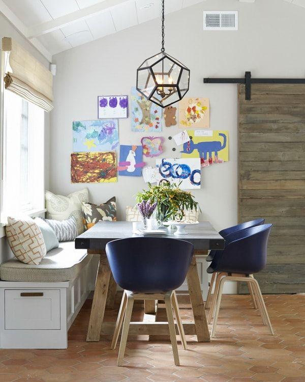 Comedores pequeños. Ideas para decorar comedores. | cocina ...